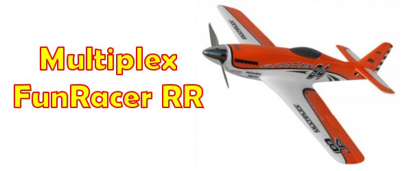 Multiplex FunRacer RR Orange
