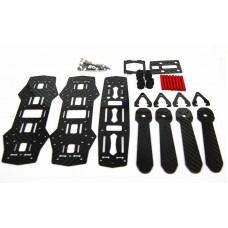ZMR 250 FPV Sport Quad i kolfiber